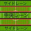 サッカーの構造基礎【ハーフスペース・ゾーン分解】