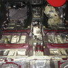スバルXVのフロア・ルーフ防音デッドニング施工