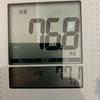 今日の測定(2019年3月10日(日)11:30)