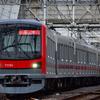 2017/09/01 定期回送電車