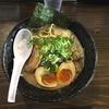 麺屋虎威原(島尻郡南風原町)醤油らーめん 700円 + 半熟卵