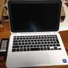 5万円以下のノートパソコンを購入しました