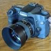 マウントアダプターを使ってみた。レンズの実力発揮にはカメラ調整が必須。CY→EOS