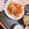 松屋の新作!ホイコーロー定食(^-^)