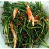 焼肉サムギョプサルの付け合せにニラのピリ辛酸っぱいサラダ〔プチュムッチム〕