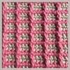 編み方解説|ワッフル編みの編み方
