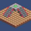 【Unity】2Dタイルマップ⑩ Isometricなマップで建物の上を通る・下をくぐる【後編】