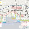 武庫川から甲子園までのくだり高架線が完成! - 2015.3.14