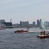 東京みなと祭り&掃海艦「つしま」