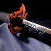 【鬼滅の刃】PROPLICA『日輪刀(煉獄杏寿郎)』プロップリカ 変身なりきり【バンダイ】より2021年8月再販予定♪