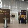 ファーストクラスで世界一周 2都市目:タイ航空でパリへ①