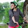 ロードバイク以外でも、自転車はヘルメットをかぶる?