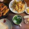 ケンタッキーフライドチキンに何を合わせるか?主食か、付け合わせなのか。