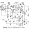 FUTTERMAN H-2 OTL AMP 2台の修復(10)