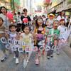 愛国教育を拒否する香港