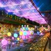 今冬はあま~いイルミネーションはいかが?東京ドームシティ冬のイルミネーション「ときめくスイーツ ―光り輝くあま~い贈り物―」開催
