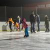 アイススケートに、そして氷の彫刻も