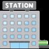 次の電車まで15分待つ各駅停車しか停まらない駅