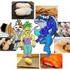 「握り(押し)寿司」ランキング・マイベスト10