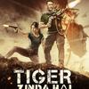 伝説のスパイ、タイガーが帰ってきた!/ 映画『Tiger Zinda Hai』