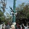 パンダバスツアー(地獄寺、ドラえもん寺、100年市場)〜スパンブリー県の観光はここへ〜
