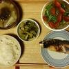 久々の残業…こんな日でも作り置きで充実した夕食を。