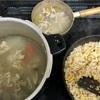 寒い日にはあったかいスープを