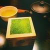 京都の抹茶館でティラミスと玉露をいただいてきました!