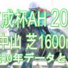 【京成杯AH 2020】過去10年データと予想
