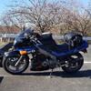 バイク初めは富谷山、筑波山、高峰山にラーツー!餅も焼いてカップ麺にドボン!