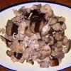 ナスとメカジキの中華炒め ヘルシオホットクックで自炊(99)