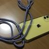 サンキューマートのiPhoneケースが優秀!!流行りのストラップ付きクリアケースが¥390で買える!♡