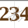 【Unity】数字の画像でスコアを表現する