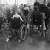 老健施設に車椅子姿の父親がいた。【親の介護日記90】