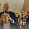 モンタナが投げる!NFL100周年のレジェンドパーティ|第53回スーパーボウル ハーフタイムCM