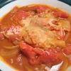 トマト大量消費!トマトのカレー炒め
