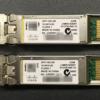 Cisco Catalyst 3650にSFP-10G-SRを実装しただけでerr-disableになったという話