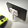 ニンテンドースイッチのスタンドは100円均一のダイソー携帯スタンド吸盤タイプで解決