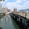 猿猴川の東大橋