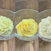 バタークリームの作り方 3種類