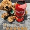 325回目のカンカン貯金。世界初!コカ・コーラストロベリー
