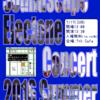 Soundscape Electone Concert 2016 Summer 開演時間正式決定
