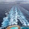 旅行記 カーニバル・ビスタ号 地中海クルーズ 1日目 バルセロナ出航