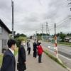 5月24日 通学路安全確保対策現地打ち合わせ会