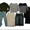 【ミニマリスト】10着で作る春服ワードローブ