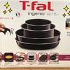 ティファール(T-fal)のフライパンセットを購入*キッチン引き出しの収納方法を見直し!