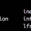 Git LFSを試してみる