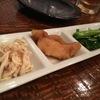 地震の前の日。気楽料理だいさんでご飯 #南茨木 #居酒屋  #美味しい