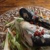 秋刀魚のコンフィ(オイル煮)