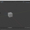 Blender2.8でスカルプトモデリングを行う その1(基本操作)